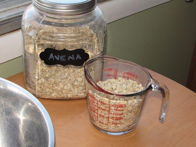 Rico, Facil y nutritivo: Bombones de Avena