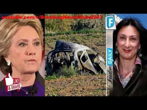 Hillary Missing After What Was Just Found On Body In Horrific Explosion Even Dems Are Done With Her 10/18/17