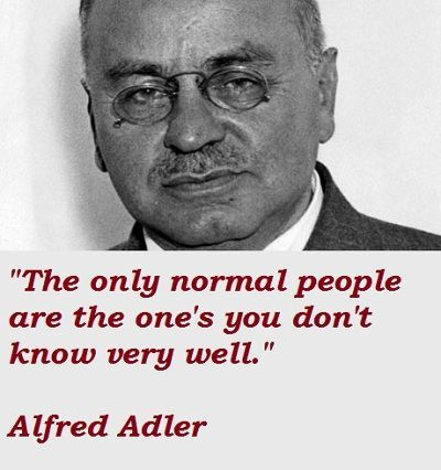 freud and adler relationship