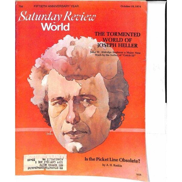 Saturday Review, October 19 1974 | $11.18