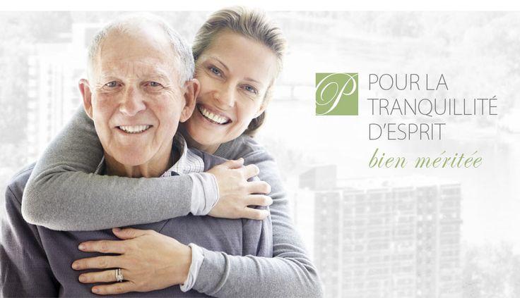 ACCUEIL, Résidence Portofino, Montréal, pour personnes âgées, aînés ou retraités
