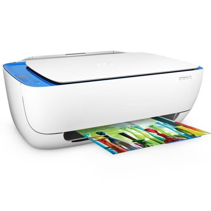 HP Imprimante multifonction Deskjet 3637 - Compatible Instant Ink