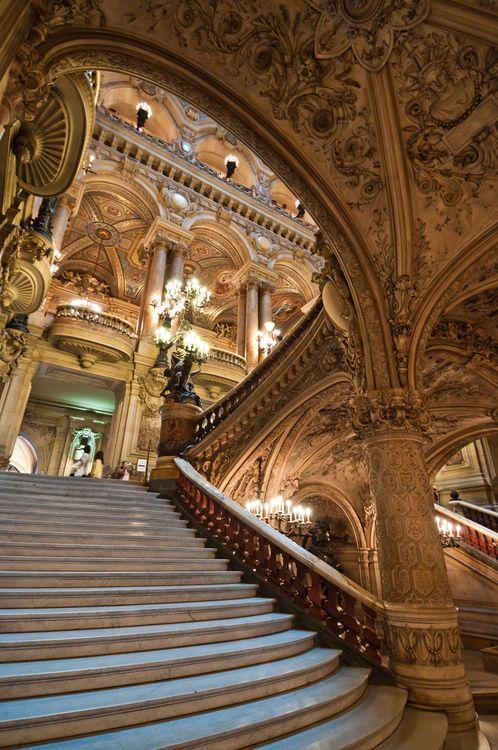 opera garnier, a magical place.