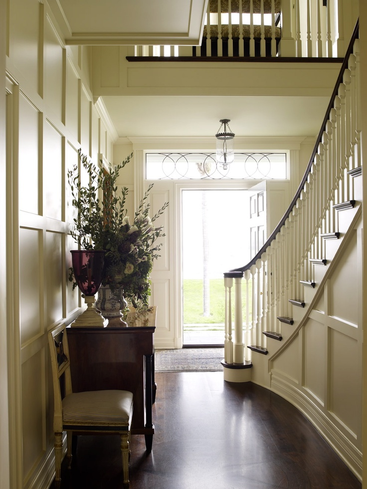 Open Foyer Loft : Best foyer staircase ideas on pinterest curved