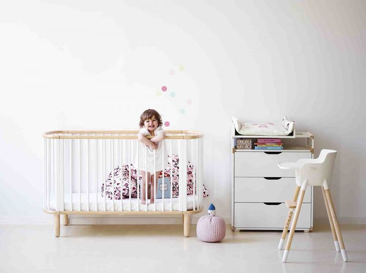 Cambiadores de bebé: cómodas prácticas, confortables y decorativas - Decorabien.com  #habitación #cómodas #infatil #niños #bebes #organizador #alfombras #romántico #rosa #trona #cuna #madera #blanco #nórdico