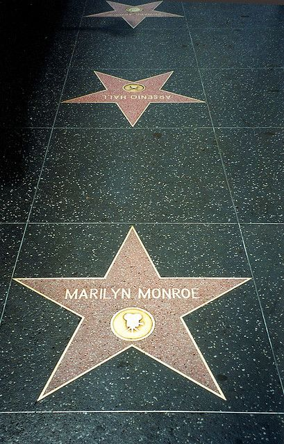 I want my pic taken here. #Hollywood Walk of Fame