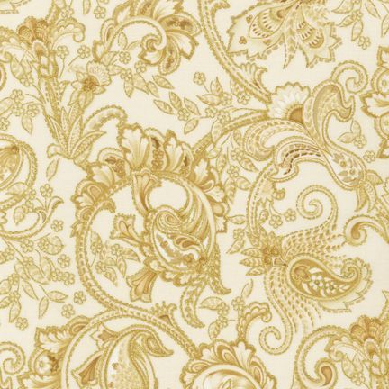 Robert Kaufman - Holiday Flourish APTM-7912-159 BEIGE