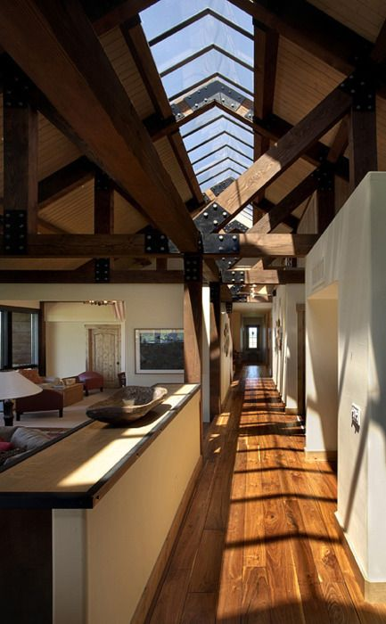 17 best ideas about exposed trusses on pinterest wood for Exposed trusses cost
