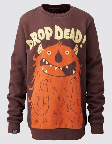 Excited!, Drop Dead Clothing. Probably #1 on my list. #DDPINTOWIN