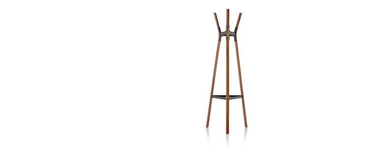 Perchero de pie Steelwood - Accesorio decorativo - Herman Miller