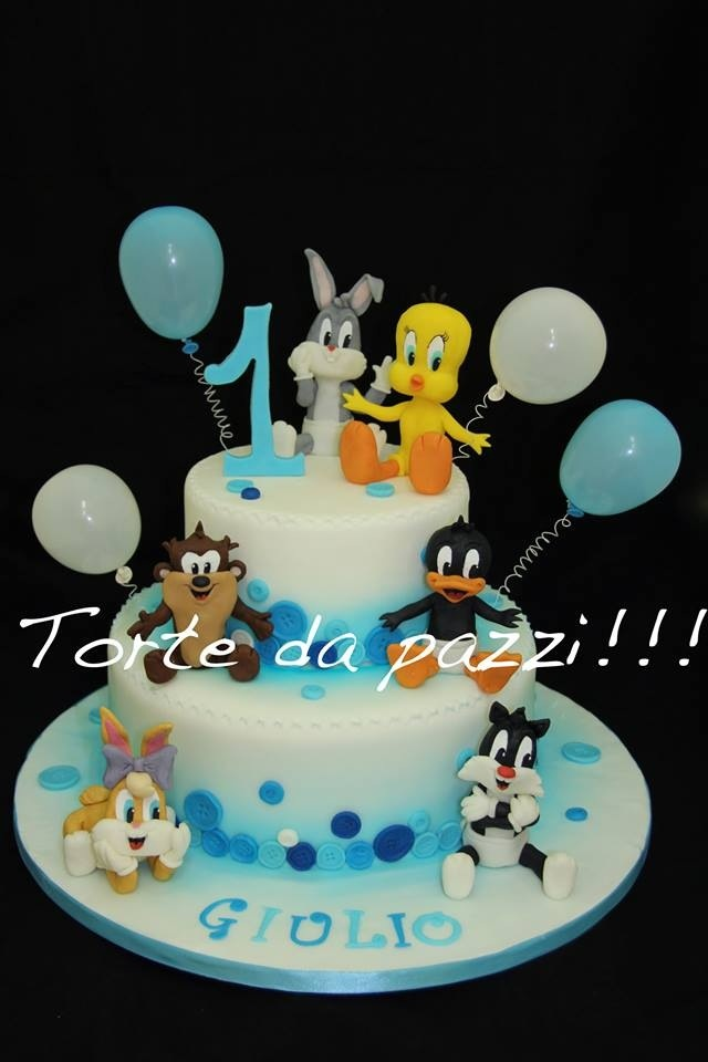 Looney tunes and babies on pinterest for Baby looney tune decoration