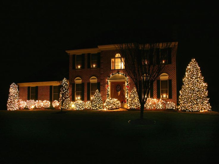 Holiday outdoor lighting ideas the best 40 outdoor christmas holiday outdoor lighting ideas 18 photos of the christmas lighting ideas u2013 good options aloadofball Gallery