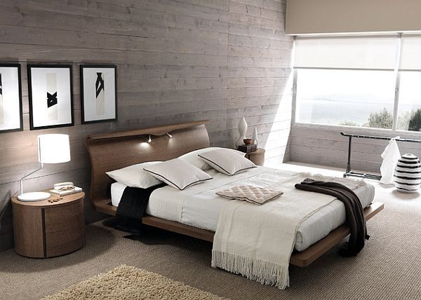 how to transform a room with one feature - Mens Bedroom Design