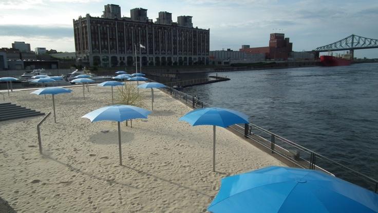 Réaménagement des Quais du Vieux-Port terminé!