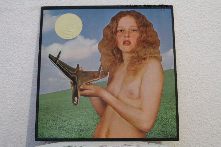 "Controversial album cover - Blind Faith - ""Blind Faith"" vinyl record (NT)"