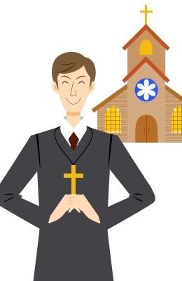 神父(司祭)・牧師