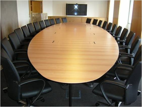 Mesa de reunion mobiliario alta gama empresas for Mesa sala de reuniones