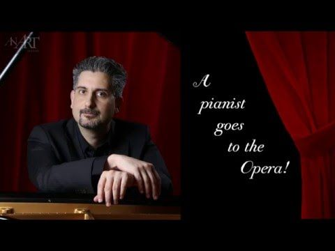 "A piano recital concept by pianist Dimitris Anousis, with rare, impressive, virtuosic transcriptions, ""Grand Fantaisies de concert"", made by famous composers-pianists of the 19th century on the most well known and popular musical themes from the operas Don Giovanni, Ballo in mashera, Rigoletto, Norma, Traviata, Flying Dutchman, Carmen & Tannhäuser, by Mozart, Verdi, Bellini, Wagner & Bizet.   Soloist: Dimitris Anousis http://an-art.com/en/artists/246.html  Production: AN ART ARTISTRY 2016"