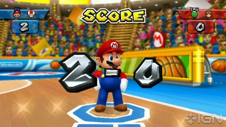 Download .torrent Mario Sports Mix Nintendo Wii http