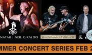 Event of the Year : Taupo Summer Concert 2013 featuring Pat Benatar & Neil Giraldo, Bachman & Turner and America