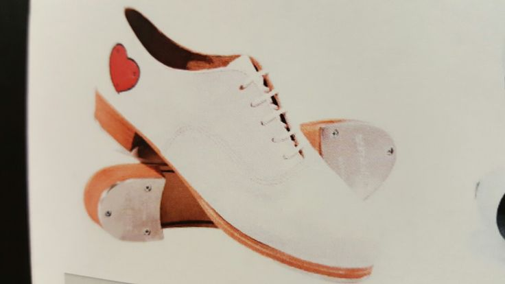 Custom Tap Shoes from SO Danca