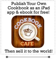 Make Your Own Cookbook - BakeSpace.com's Cookbook Cafe    I'm so going to do this someday...