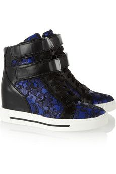 Marc Jacobs Wedge sneaker