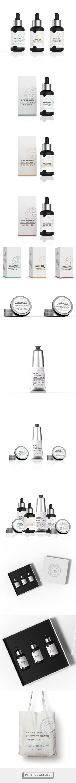 Khiel's Beard Polished Brand Mens Facial Care Packaging by Elisavapack   Fivestar Branding – Design and Branding Agency & Inspiration Gallery