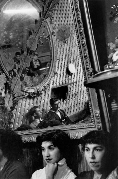 Sergio Larrain: Valparaiso, 1963. Full series via Magnum.