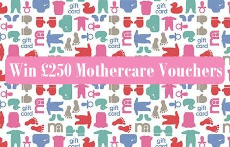 Win Mothercare Vouchers Worth £250