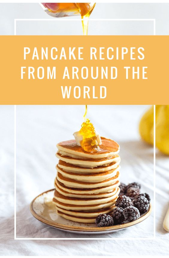 Pancake recipes from around the world and my favourite toppings. Includes Japanese, American and Nigerian recipes.  #Pancakes #Recipes #PancakeDay #NigerianRecipes