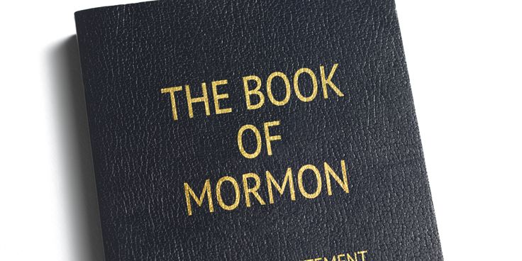 Mormons rise in this life because it is what their religion calls for. Achieving. Progressing. Learning. Forward, upward motion....