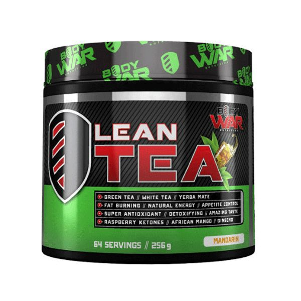 Body War Nutrition Lean Tea - Second To None Nutrition
