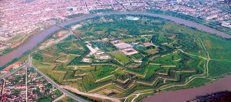 Fortress of Arad, Romania