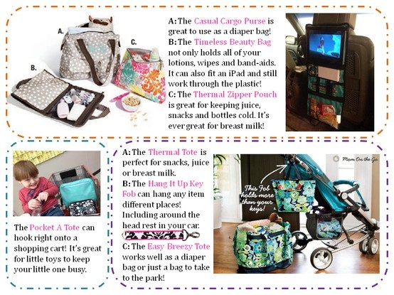 Thirty-one Gifts, uses for babies and kids!