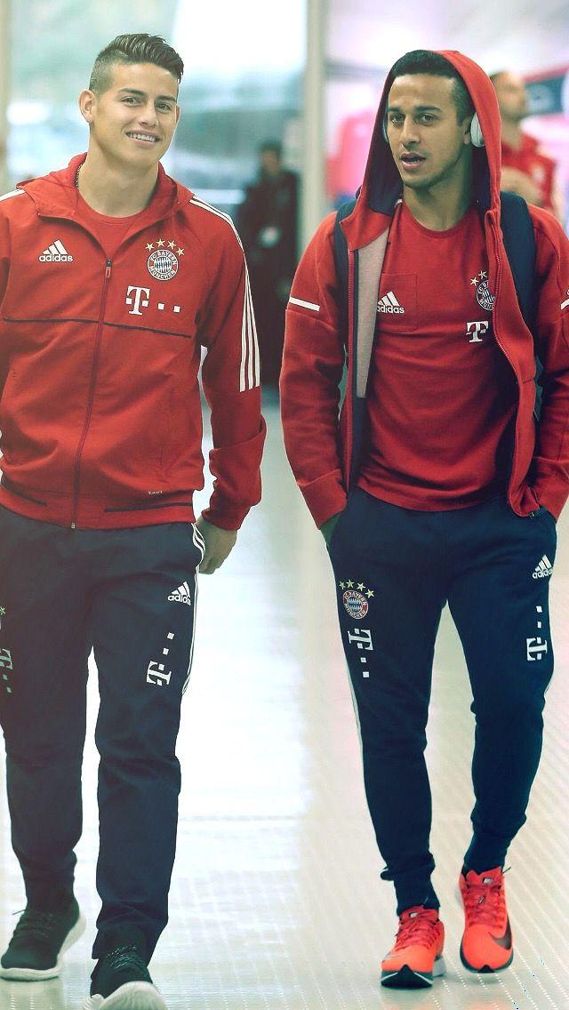 James & Thiago