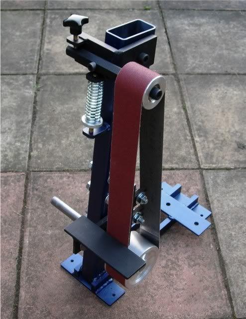 Knife Grinding Equipment - Ukbladesforum.co.uk: