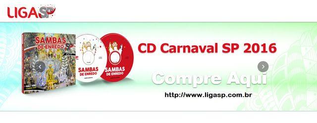Click: Onde comprar o CD Carnaval SP 2016?
