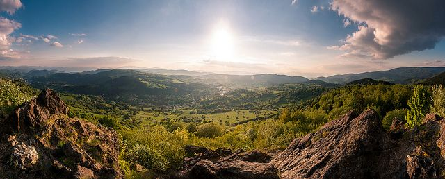 Kremnica #mountains