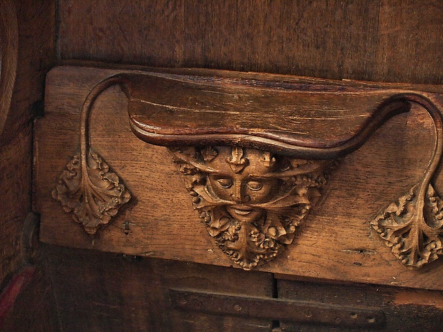 MISERICORD, NORWICH CATHEDRAL 210910