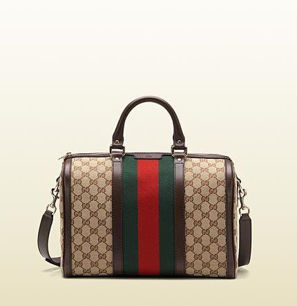 Gucci - bolso estilo boston Vintage