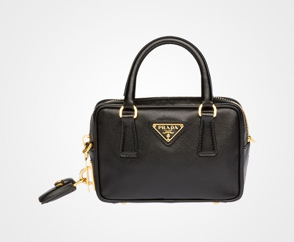 BL0705_NZV_F0002 - mini bag - Handbags - Woman - eStore | Prada.com