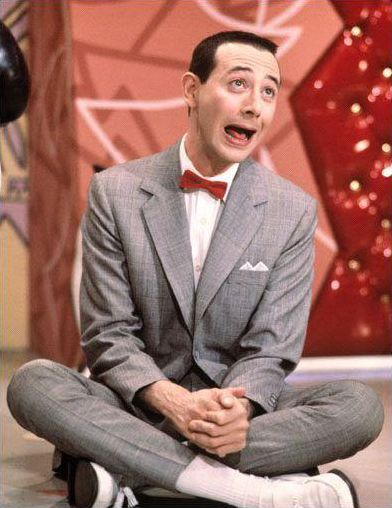 Get yourself a grey suit and be PeeWee Herman for Halloween! Be sure to visit Ray's to get your new costume altered or cleaned!