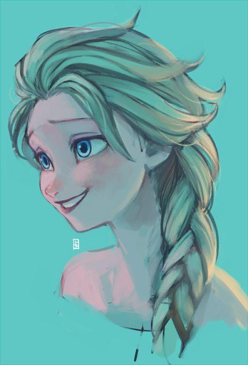 Disney's Frozen   Walt Disney Animation Studios / 「アナ雪落書き詰め」/「A-KA」の漫画 [pixiv] [14] #elsa #fanart