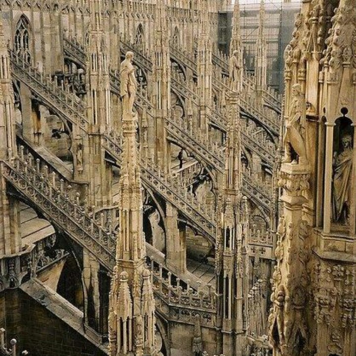 Flying Buttresses G O T H I C Architecture Pinterest Flying