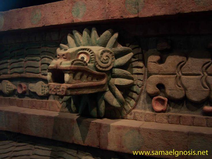 Quetzalc 211 Atl Serpiente Emplumada Dios Hombre Venus