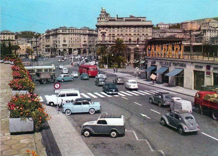 Via Tolemaide, Genova