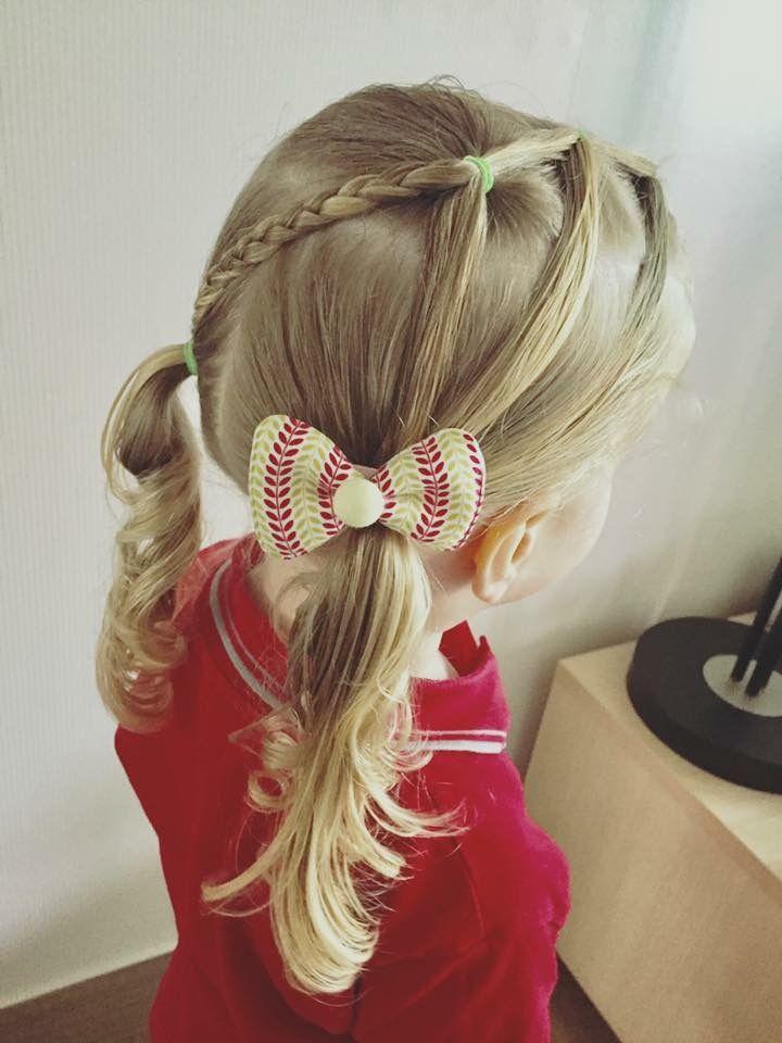 Pingl par giulianicolas mathias noah sur coiffures filles pinterest coiffures filles idee - Idee coiffure fille ...
