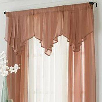 17 mejores ideas sobre cortinas con cenefas en pinterest for Como hacer cortinas para sala