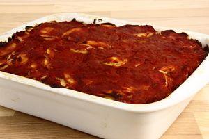 Kartoffellasagne ( Fedtfattig ) 4